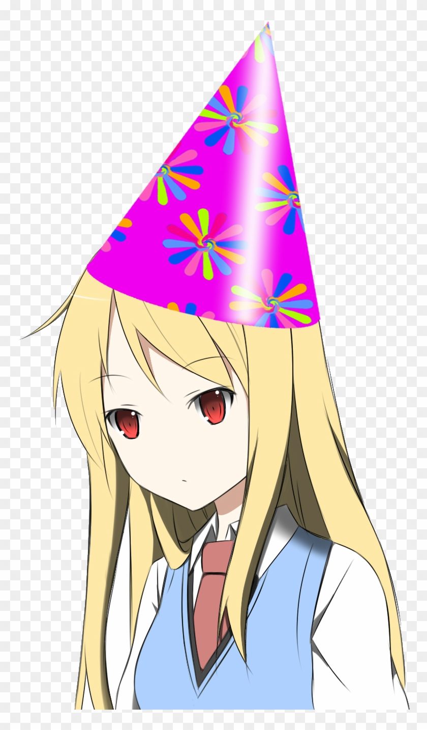 Its My Birthday On New Years Day So If You Could Gimme - Party Hat Transparent Background #571974