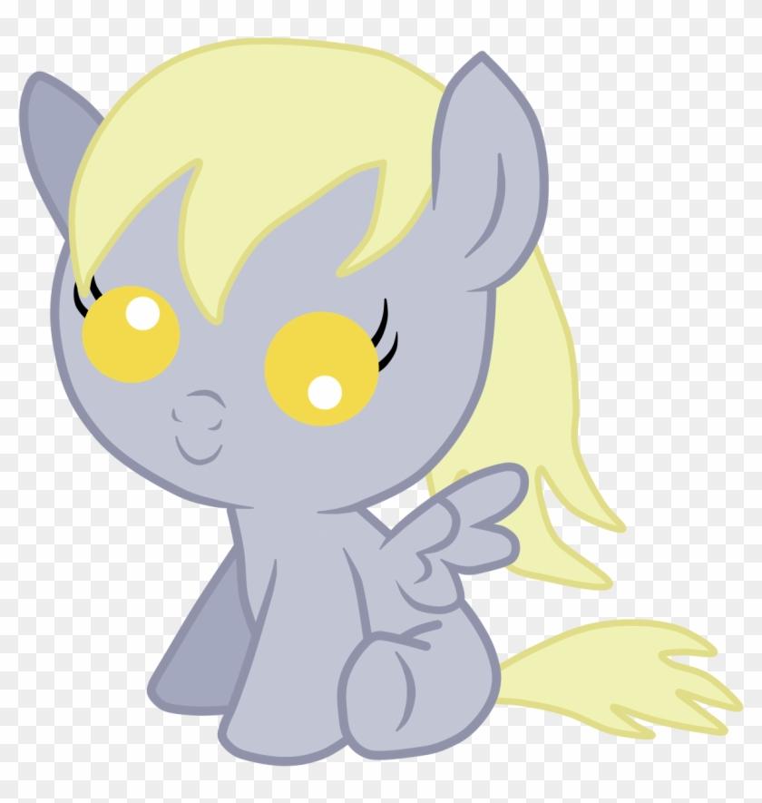 Derpy Hooves Pony Cartoon Black Yellow Mammal Cat Vertebrate - Derpy Hooves #571999