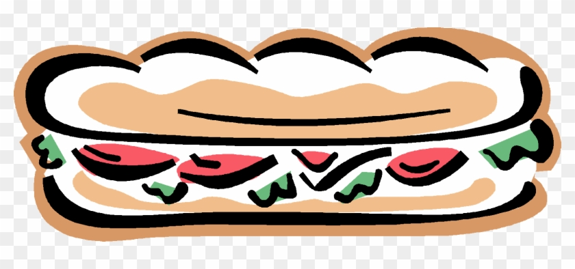 Pin Meatball Sub Clip Art - Bloomington Sandwich Co. #572019