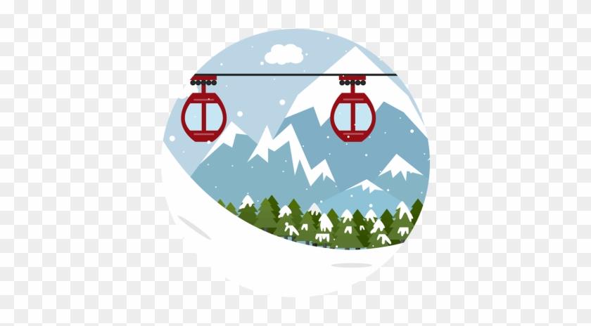 Mountain Illustration - Illustration #572035