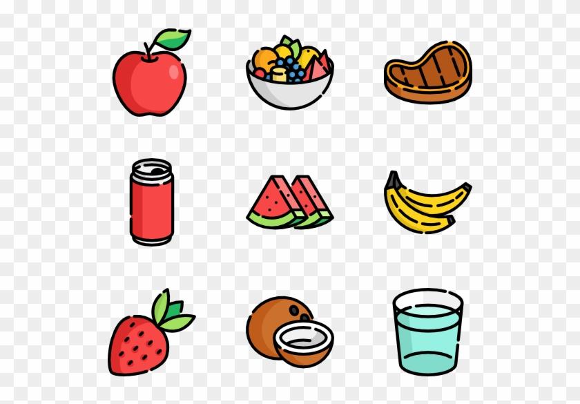 Summer Food & Drink - Summer Food Icon #572085