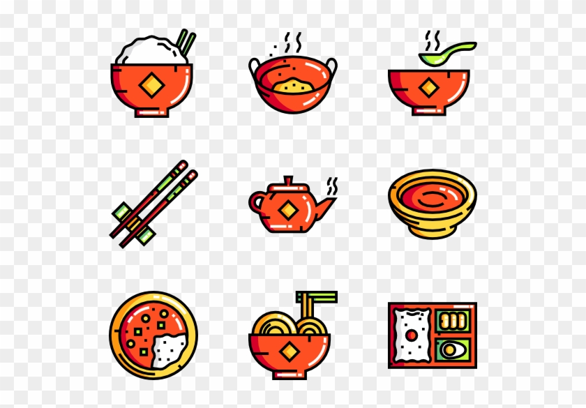 Asian Food - Asian Cuisine #572093