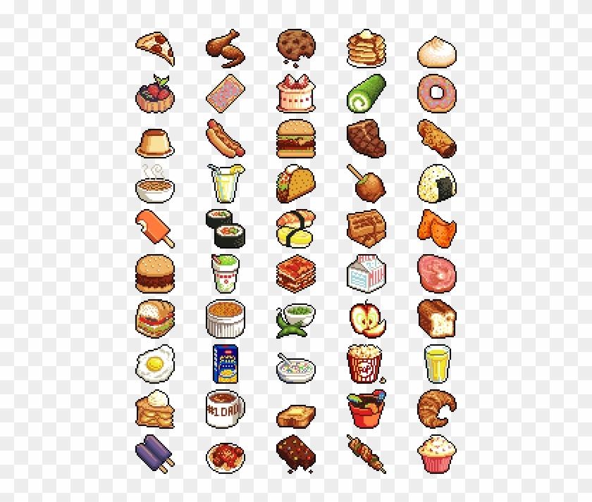 Tumblr Mqvv1yeov61rcwe1ro1 500 500×652 Pixels - Food Pixel Art #572115