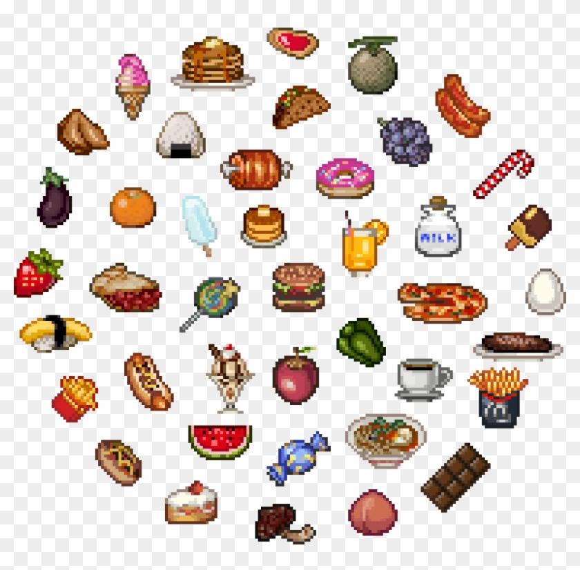Ssf2 Food - Ssf2 Food #572146
