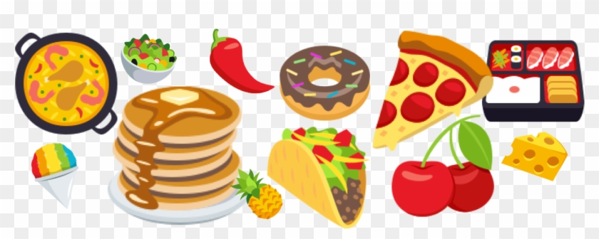 Food Emoji Represents A Varied International Collection - I'm A Taco In A Human Costume Easy Halloween T-shirt #572176
