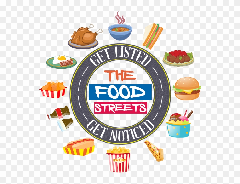 The Food Streets - The Food Streets #572187