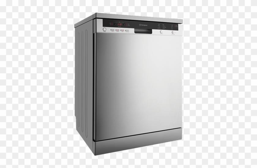 Dishwashers - Westinghouse Stainless Steel Freestanding Dishwasher #572197