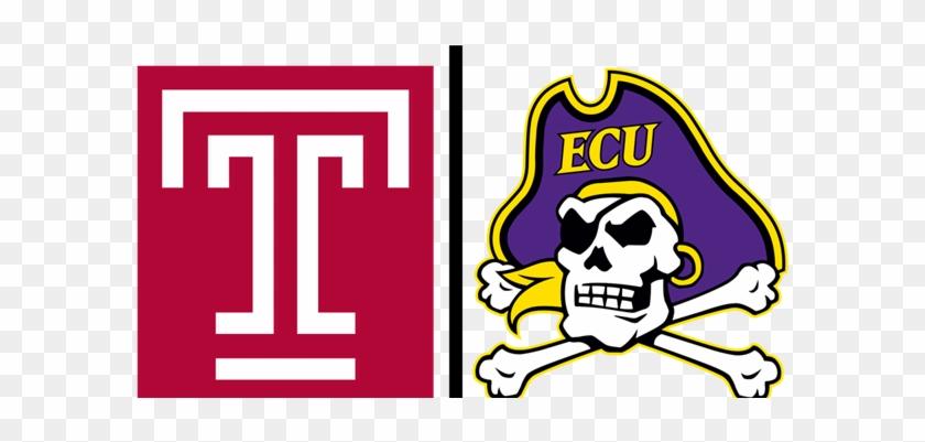 East Carolina University Logo #572303