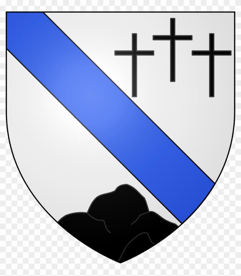 File - Ecu-sarrabère - Svg - Cross #572321