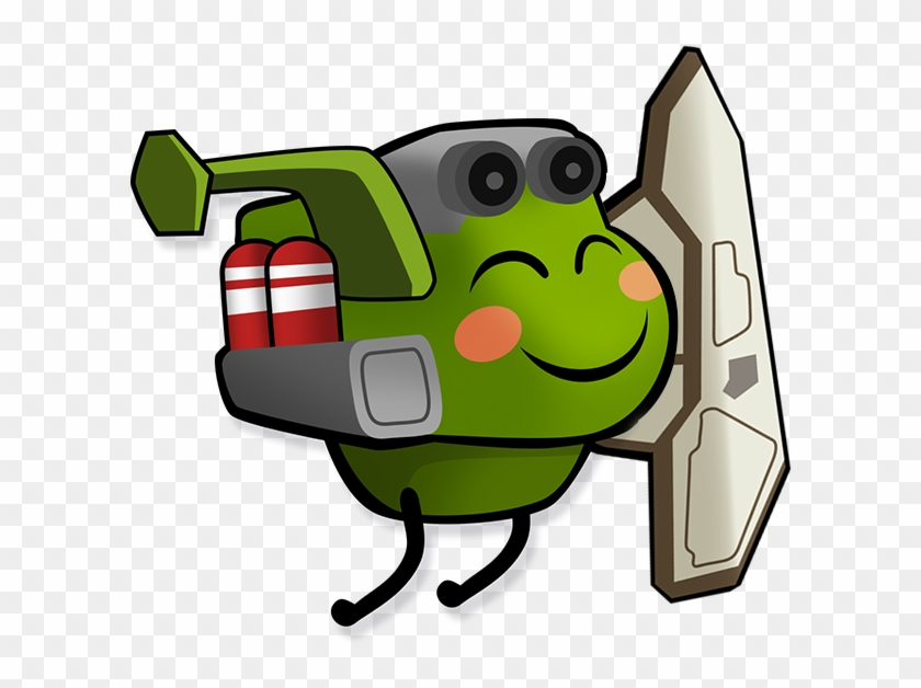 It's Not The Right Angle Of The Ecu But It Still Looks - War Robots Cossack Sticker #572397