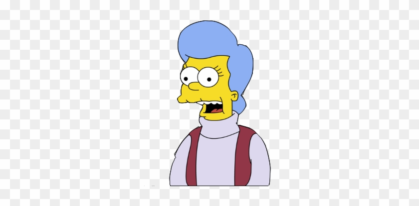 Posted By Kaylor Blakley At - Mona Simpsons #572408