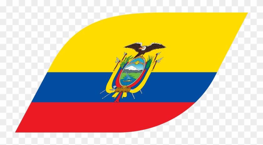 Ecu - Flag Of Ecuador #572409
