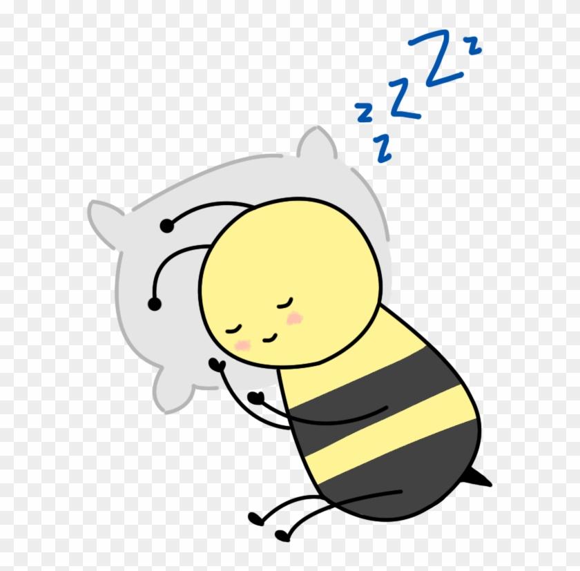 Dfong Celebrationbee 1516, Dfong Sleepingbee - Sleeping Bee Clipart #572445