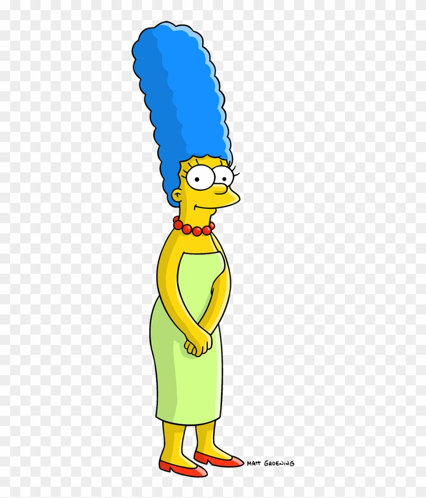Marge Simpson Homer Simpson Maggie Simpson Lisa Simpson - Moms Name In The Simpsons #572481