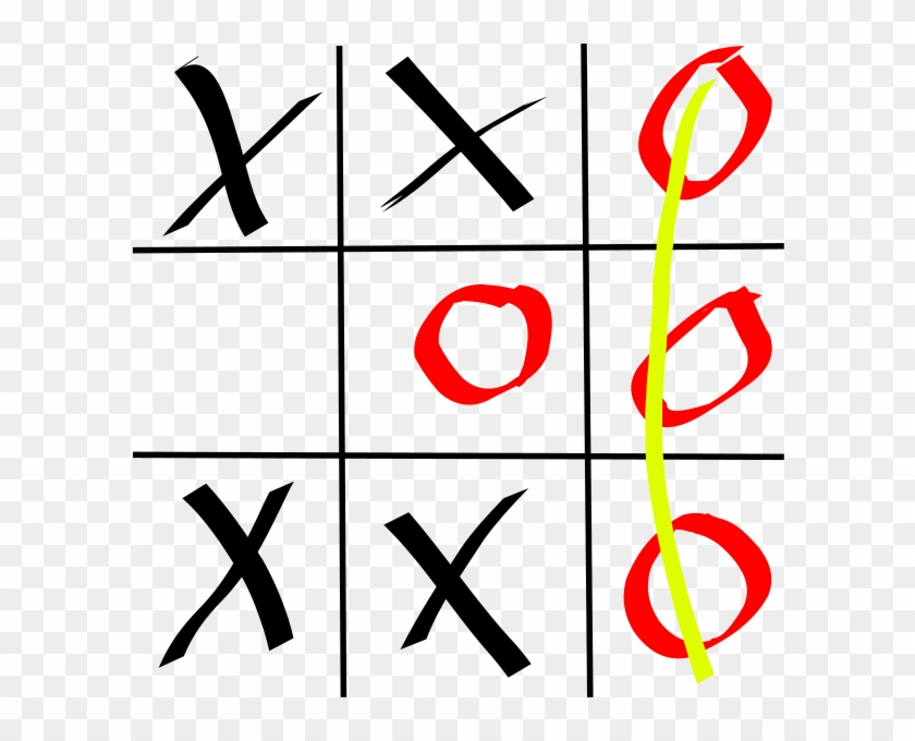 Tic Tac Toe Game Icon Image Galleries Clipart - Tic Tac Toe History #572535