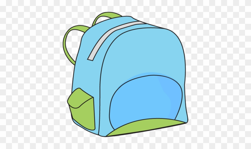 Bookbag Clipart Backpack Clipart School Backpack Roblox - Backpack Clipart No Background #572747