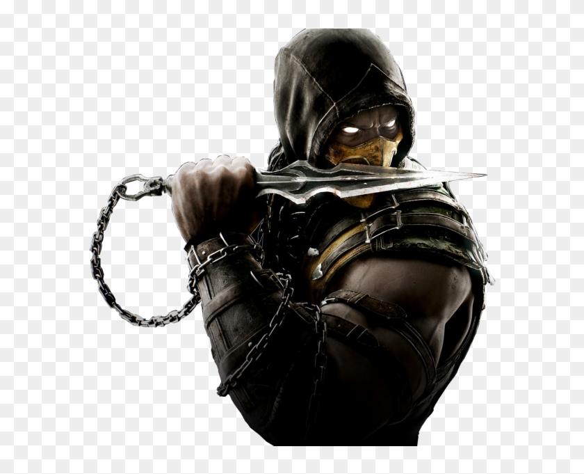 Mortal Kombat X Scorpion Sub Zero Mortal Kombat Vs Mortal Kombat