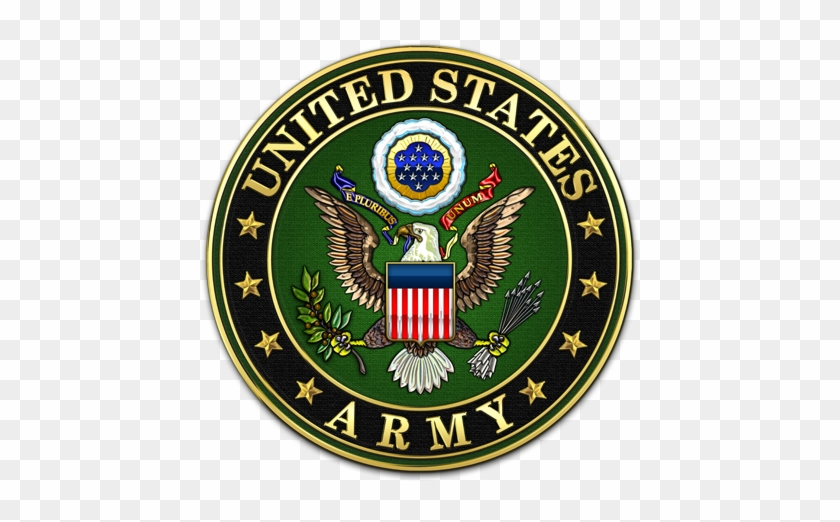 """The """"military Insignia3d"""" Project Is Well Underway - United States Army Seal #573607"""