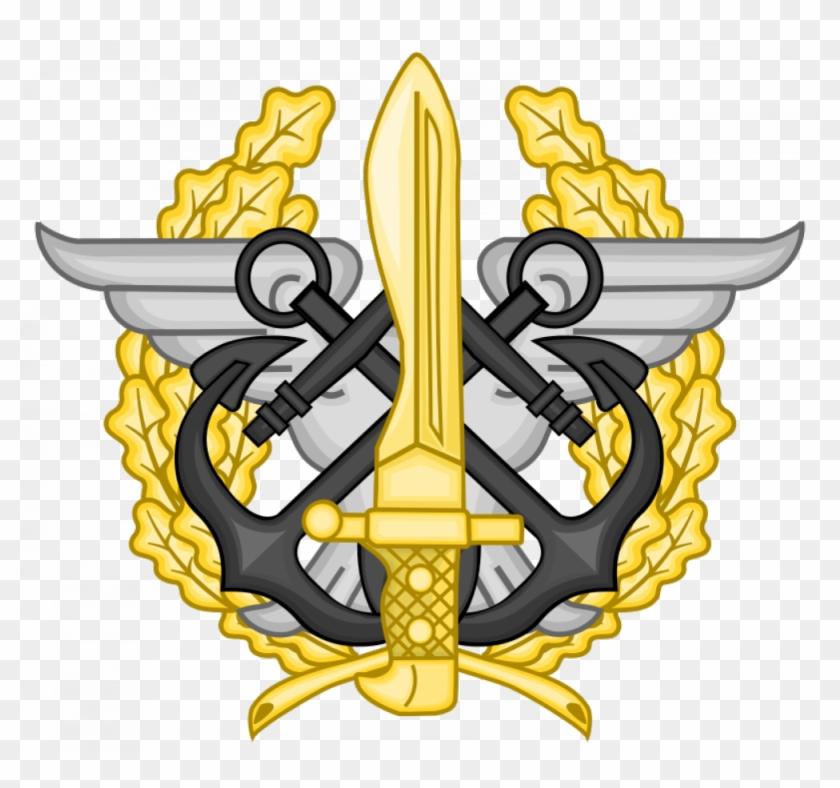Military Insignia - Fuerzas Especiales Leones #573899