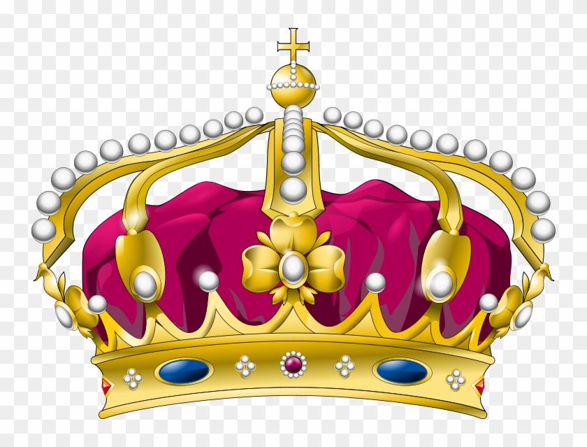 Royal Crown Clipart Transparent Background - Queen Crown Clipart Transparent Background #574372