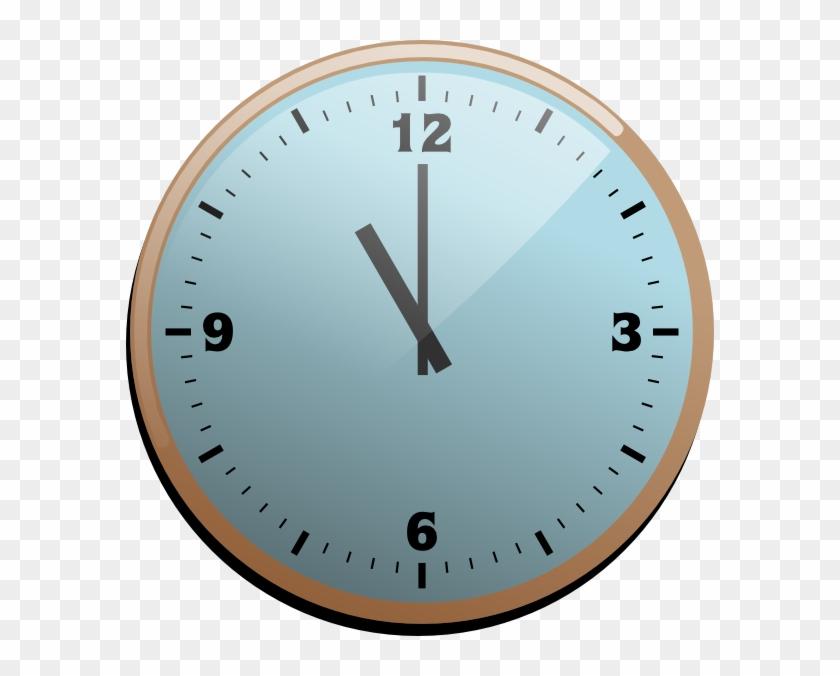 Clock Clip Art - Windows Metafile #574522