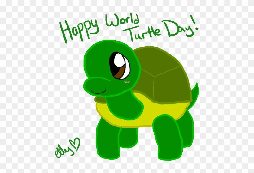 Happy World Turtle Day - Happy World Turtle Day #574565
