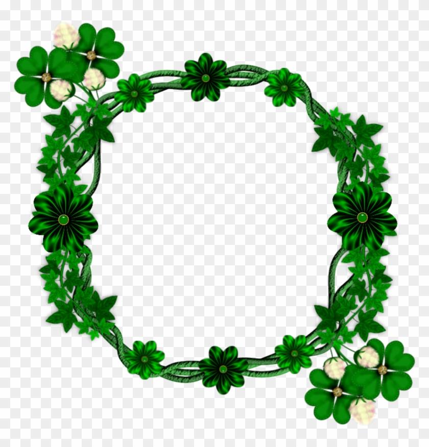 Ireland Saint Patricks Day Shamrock Picture Frames Ireland Saint