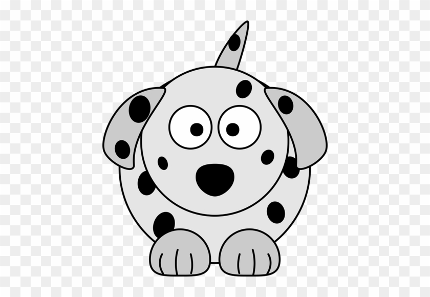 Innovation Inspiration Dalmatian Clipart Cartoon Dog - Popsicle Stick Puppets Templates #576656