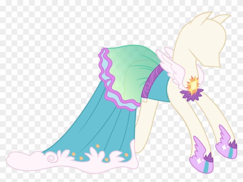 Celestia Dress Vector By Icantunloveyou