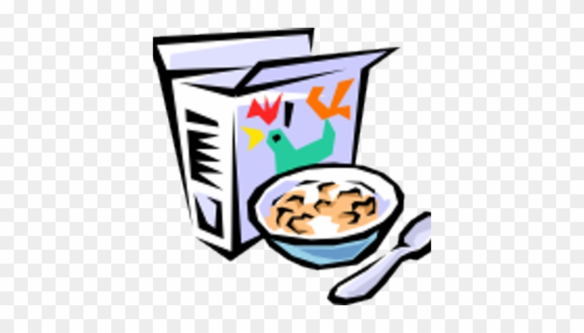 The Breakfast Bowl - Cereal Box Cartoon Png #577651