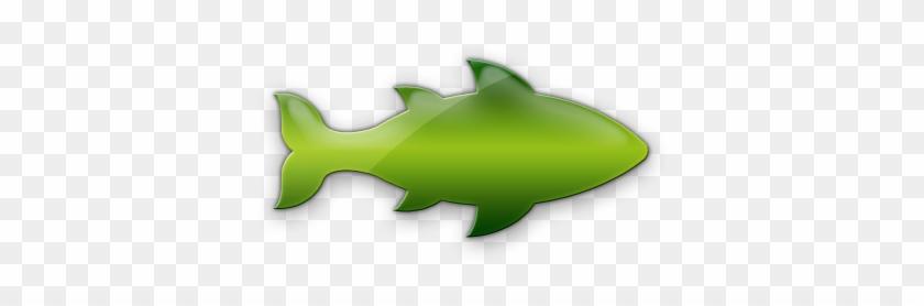 Green Fish Icon #577761