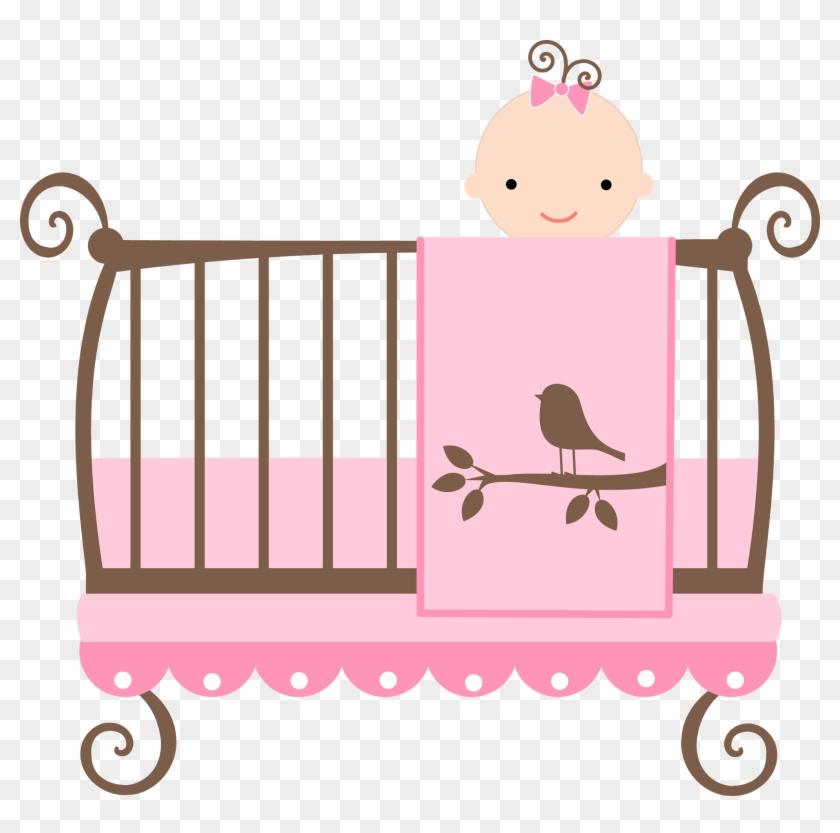 Para Tu Fiesta De Baby Shower, Te Dejo Estas Hermosas - Invitations Baby Shower Girl #578227