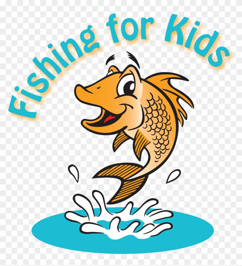Fishing For Kids 19th Annual Saltwater Trout Tournament - Jumping Fish Clip Art #578855