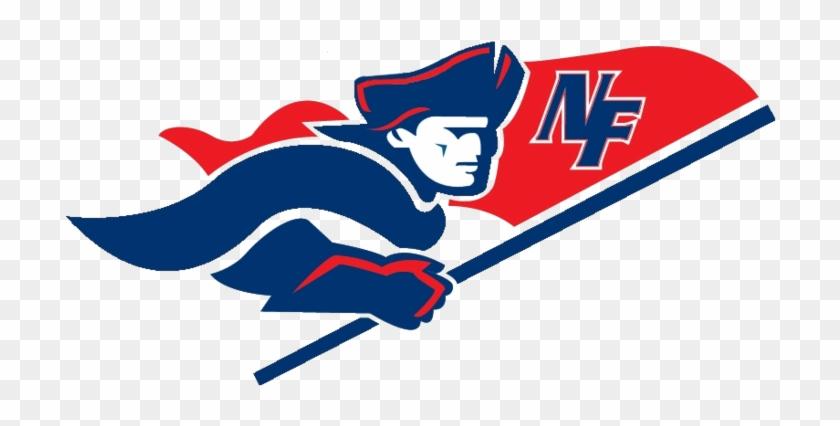 New Fairfield Rebels - New Fairfield High School Logo #579275