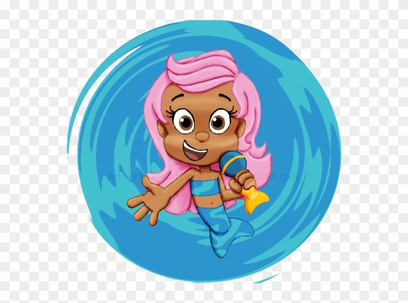 Singing Fish Girl By Kirbtaro05 - Bubble Guppies #579291