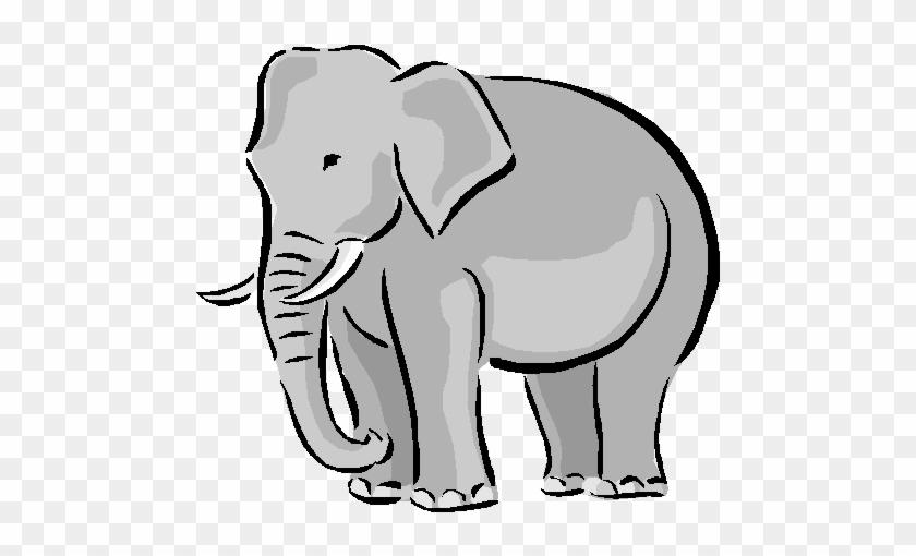 African Elephants, The Largest Land-dwelling Mammals - Слон Картинки #580014