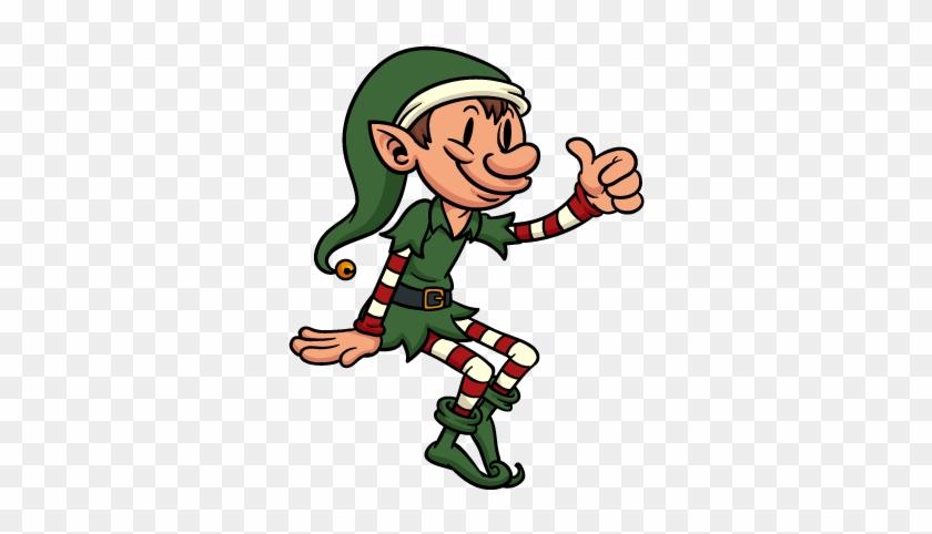 Christmas Elves Messages Sticker-0 - Christmas Elf #580561