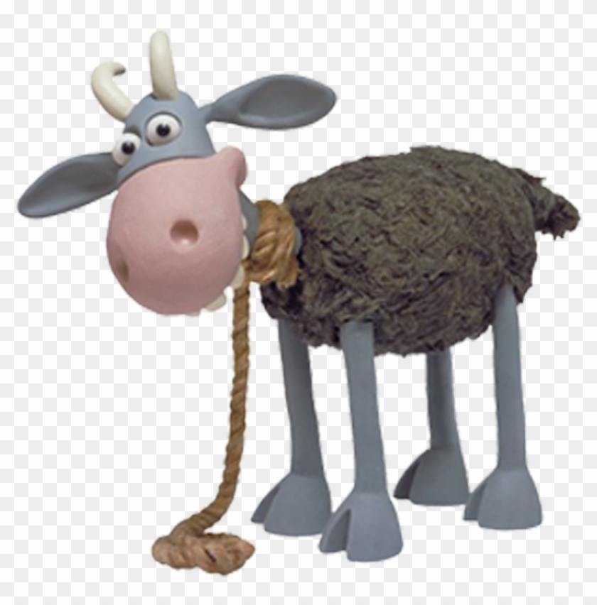 Timmy's Mother Bitzer Sheep Mower Mouth Clip Art - Shaun The