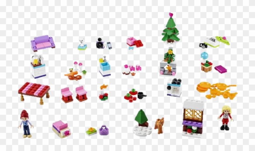 41040 Lego® Friends Advent Calendar - Lego Friends Advent Calendar #580890