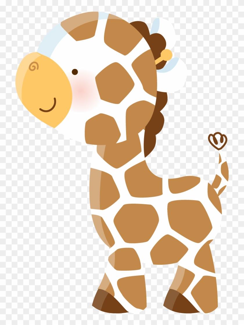 Zwd Giraffe2 Desenho De Safari Para Imprimir Free Transparent