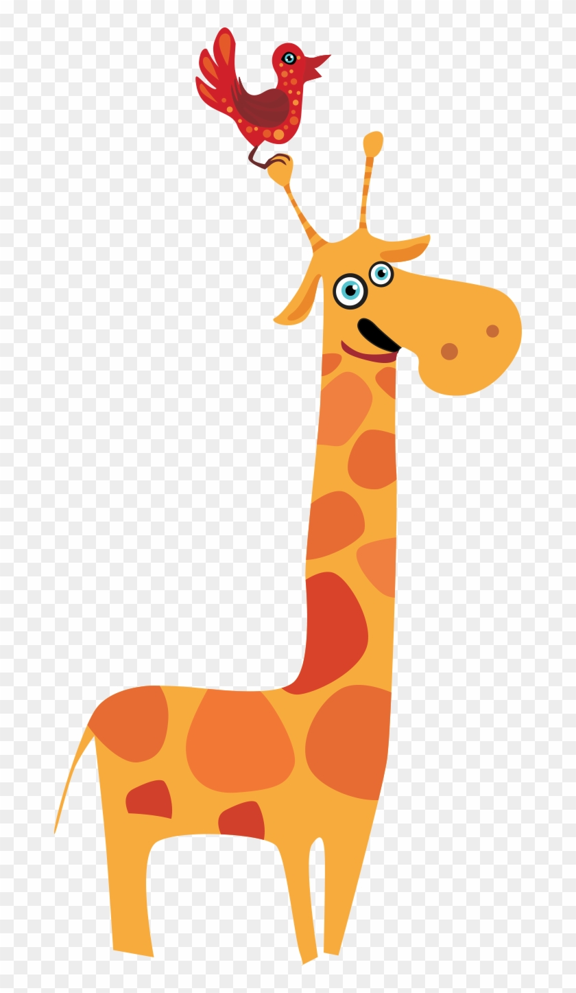 Concept Of Play As A Natural Way Of Learning - Giraffe #580962