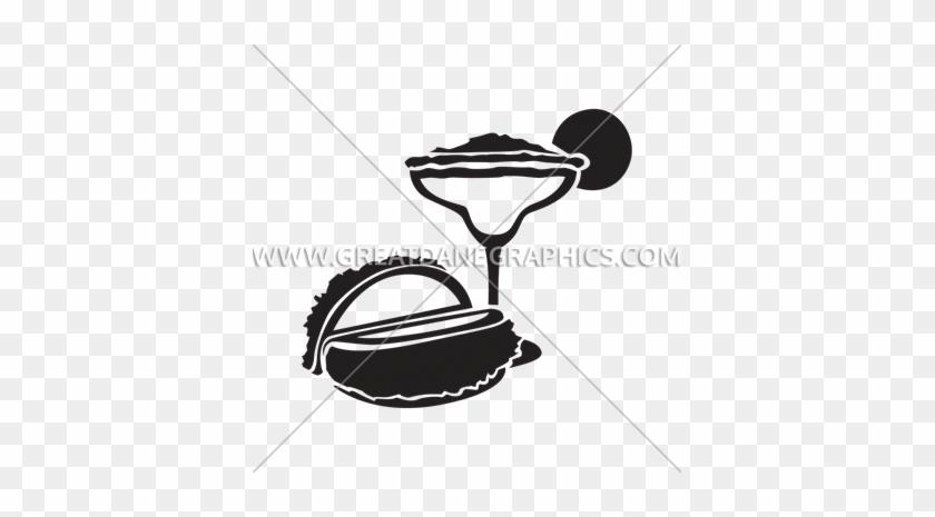 Margarita Time - Tacos And Margaritas Vector #581153