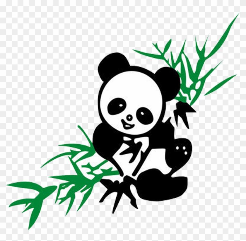 Chengdu The Panda Chinese Restaurant & Takeaway Jiuzhai - Attitude Clothing Re-usable Panda Shopping Bag #581410