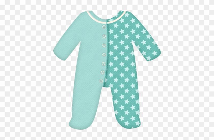 Baby Boy - Baby Girl Clothes Clipart #581445