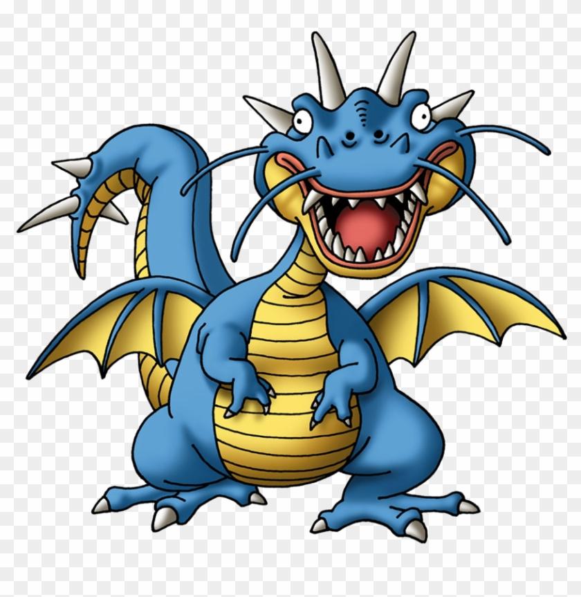 Japanese Name, ドラゴンマッド - Dragon Quest Drag Goof #581673