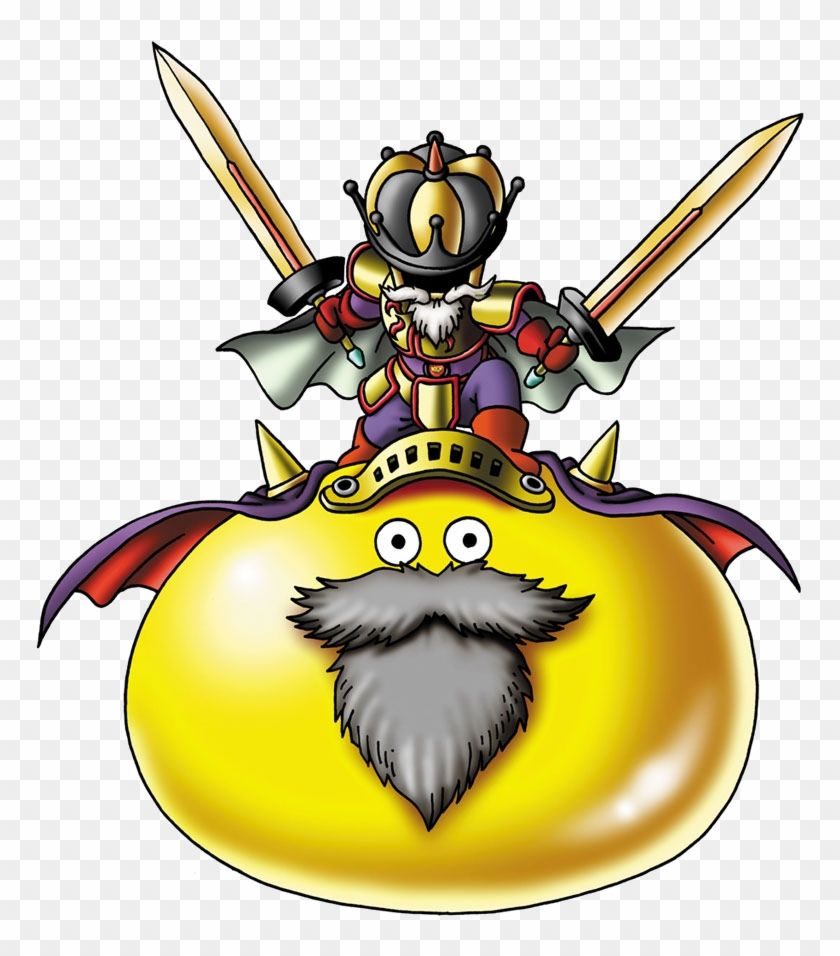 Japanese Name, デンガー - Dragon Quest 7 Monsters - Free Transparent