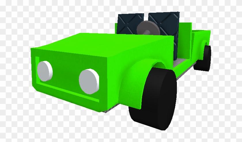 Limegreencar Pink Car Lumber Tycoon 2 Free Transparent
