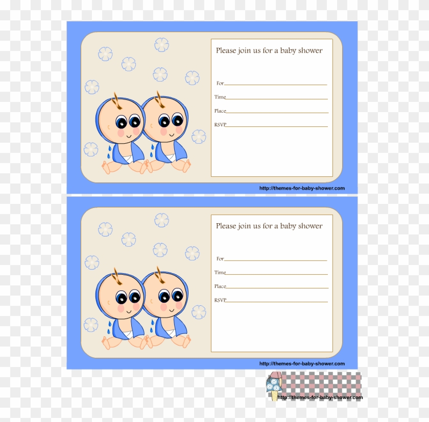This is a graphic of Free Printable Twin Baby Shower Invitations intended for love
