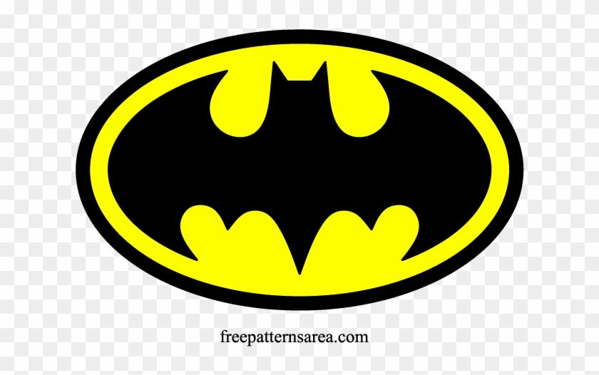 Batman - Batman Logo Button #582975
