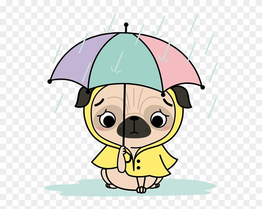 Pugs & Kisses - Pug #583070